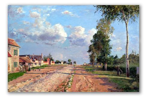 Route de Versailles