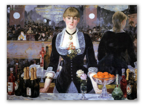 Bar at the Folies-Bergere