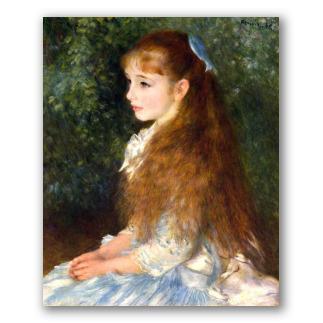 Irene Cahen Portrait