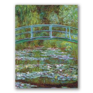 Lilies and Bridge