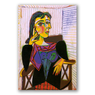 Dora Maar Portrait
