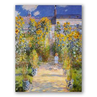 Vetheuil Garden